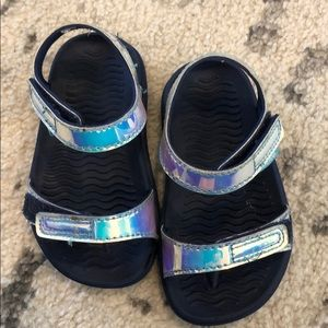 Native Velcro sandals 6 toddler